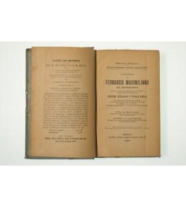 Causa de Fernando Maximiliano de Hapsburgo y de sus generales Miguel Miramón y Tomas Mejía