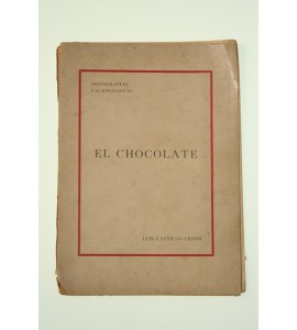 El chocolate