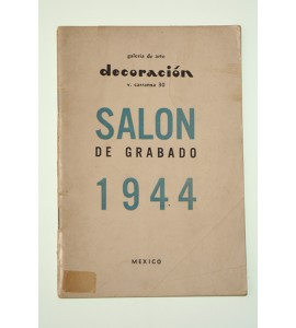 Salón de grabado 1944