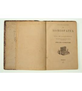 Tratado de homeopatía y guía de las familias