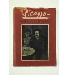 Picasso antes de Picasso