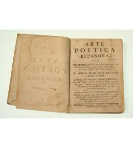 Arte Poetica Española *