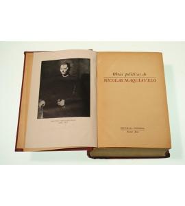 Obras políticas de Nicolás Maquiavelo