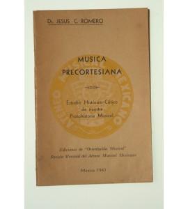 Música Precortesiana