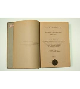 Tratado Elemental de Derecho Constitucional Mexicano