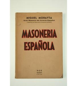 Masonería Española