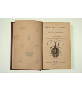Manual of entomology