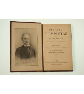 Poesías completas de Juan de Dios Peza
