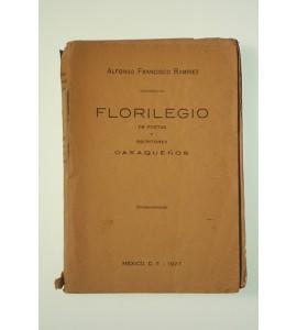 Florilegio de poetas y escritores oaxaqueños