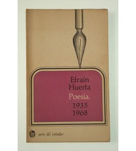 Poesía, 1935, 1968.