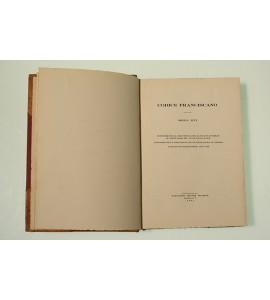 Códice Franciscano. Siglo XVI