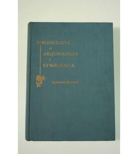 Bibliografía de arqueología y etnografía.