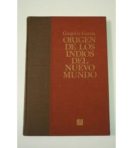Origen de los indios del nuevo mundo *