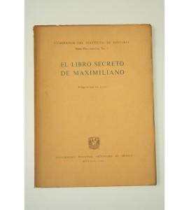 El libro secreto de Maximiliano **