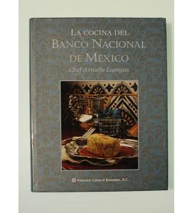 La cocina del Banco Nacional de México