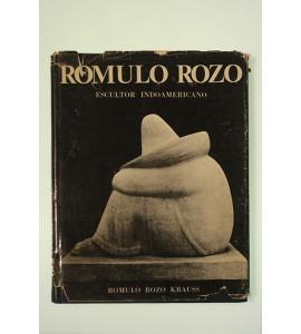 Romulo Rozo escultor indoamericano