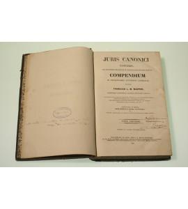 Juris canonici compendium