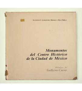Monumentos del Centro Histórico de la Ciudad de México