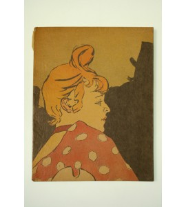 The posters of Toulouse-Lautrec