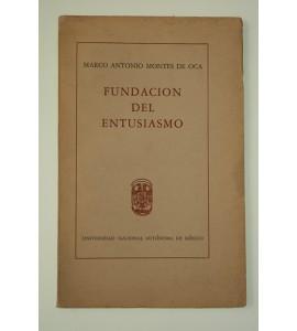 Fundación del entusiasmo