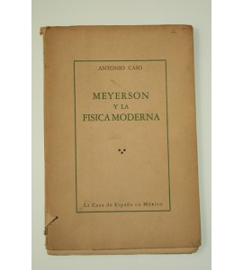 Meyerson y la física moderna