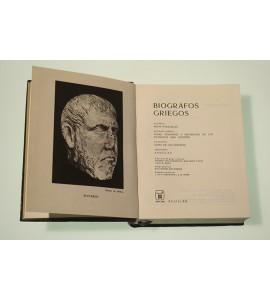 Biografos griegos