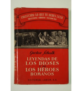 Leyendas de los dioses y de los héroes romanos