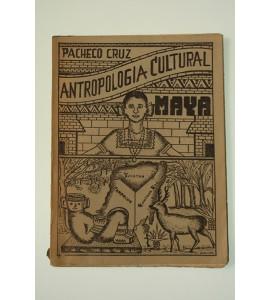 Antropología cultural Maya