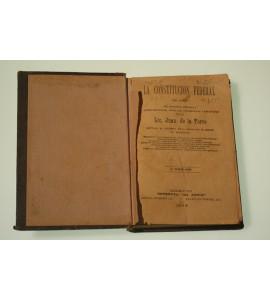 La Constitución Federal de 1857