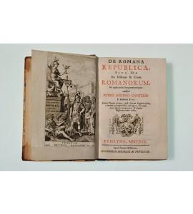 De Romana República sive de re militari & civili Romanorum
