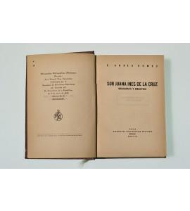 Sor Juana Inés de la Cruz , bibliografia y biblioteca
