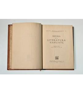 Historia de la literatura nahuatl *