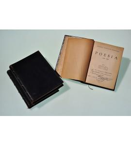 Poesía 1898-1938