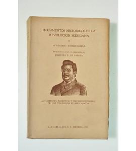 Actividades políticas y revolucionarias de los hermanos Flores Magón