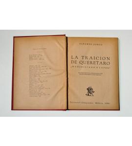 La traición de Querétaro
