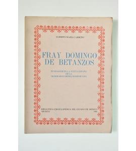 Fray Domingo de Betanzos
