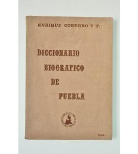 Diccionario biográfico de Puebla
