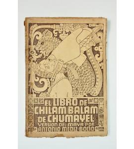 El libro de Chilam Balam de Chumayel *
