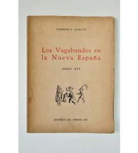 Los vagabundos en la Nueva España (ABAJO CH)