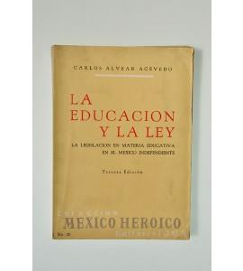 La educación y la ley