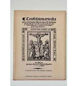 Confesionario mayor en la lengua mexicana y castellana