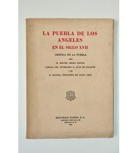 La Puebla de los Ángeles en el siglo XVII