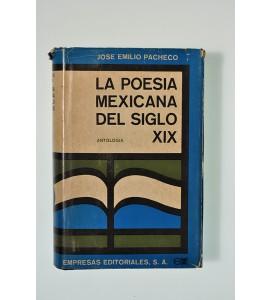 La poesía mexicana del siglo XIX