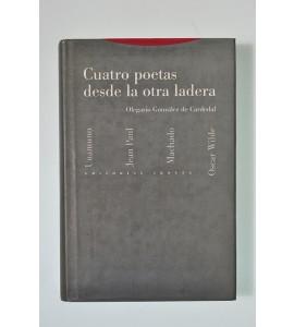 Cuatro poetas desde la otra ladera