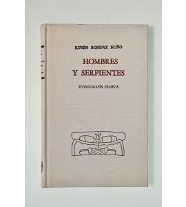 Hombres y serpientes. Iconografía olmeca