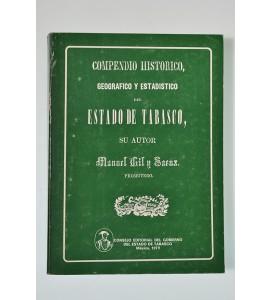 Compendio histórico, geográfico y estadístico del estado de Tabasco