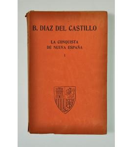 La conquista de Nueva España