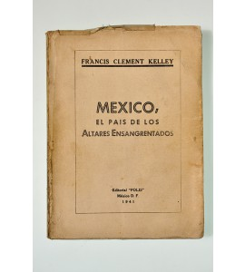México, el país de los altares ensangrentados *