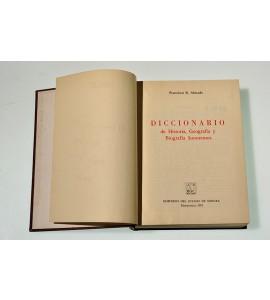 Diccionario de historia, geografía y biografía sonorense