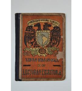 Libro nacional de lectura-escritura